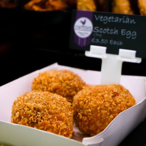 Scotch Egg, Vegetarian